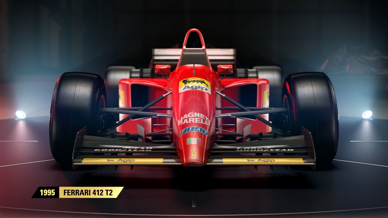 Nostalgia canaglia: F1 2017 presenta quattro Ferrari storiche (foto e video)