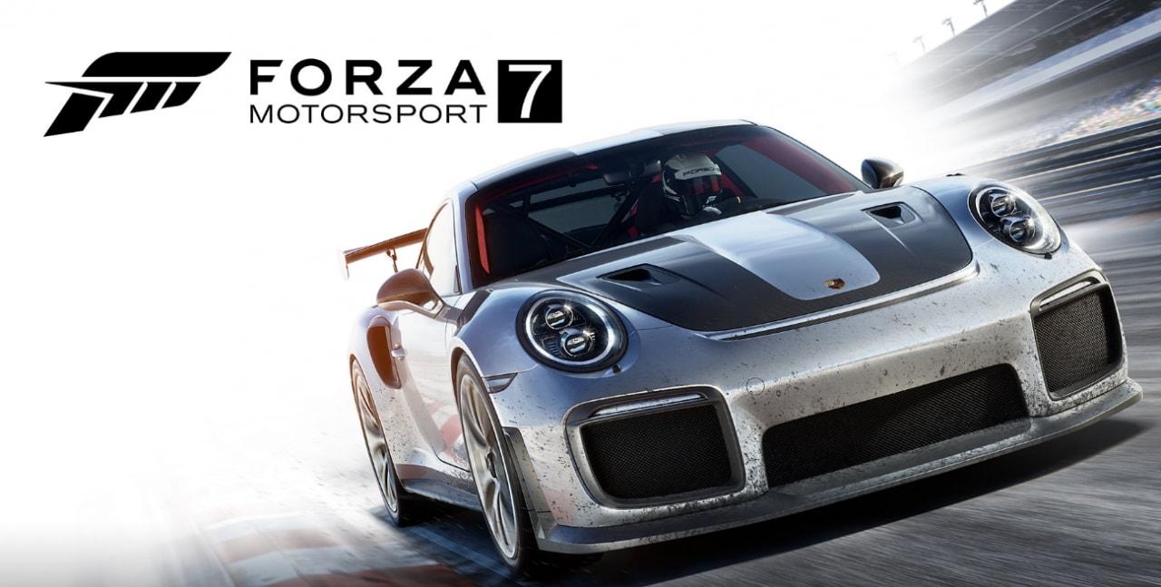 Annunciato Forza Motorsport 7: 4K e 60fps su Xbox One X (foto e video)