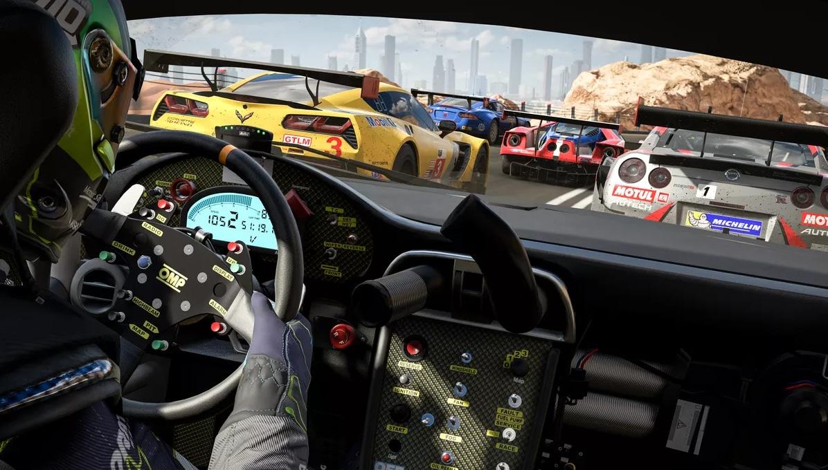 La svolta di Forza Motorsport 8: nuovo motore grafico con rally e off-road
