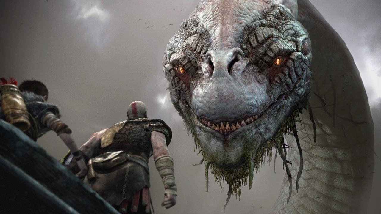 God of War: abbiamo una data di uscita, uscirà ad aprile!