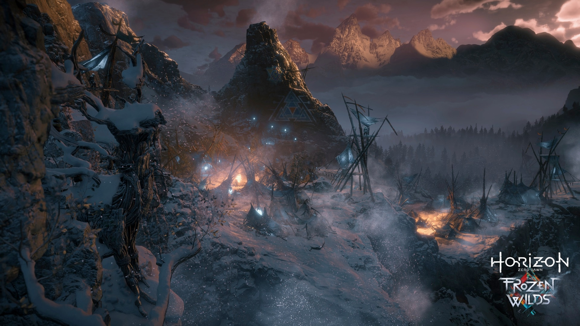 Horizon Zero Dawn- The Frozen Wilds – 1