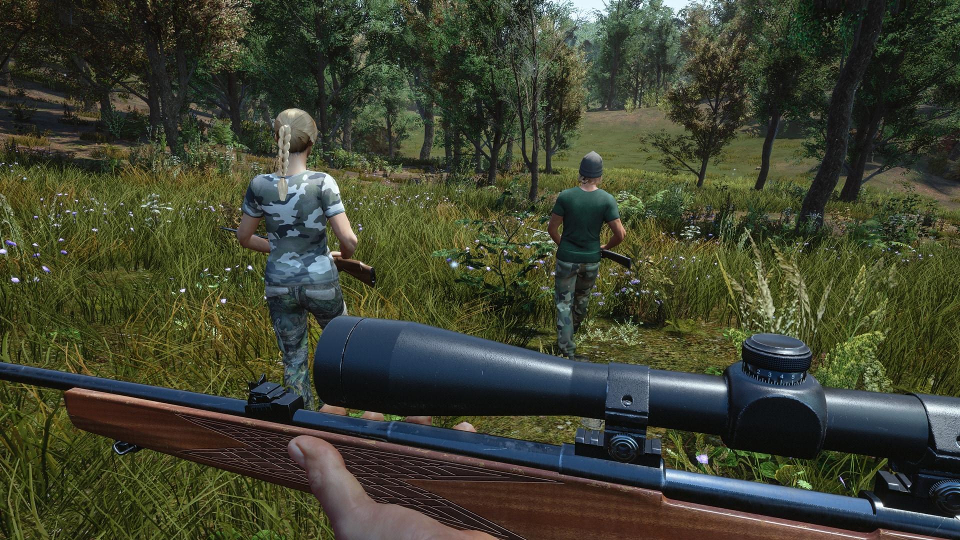Recesione Hunting Simulator Ps4 Xbox One Pc Windows Smartworld