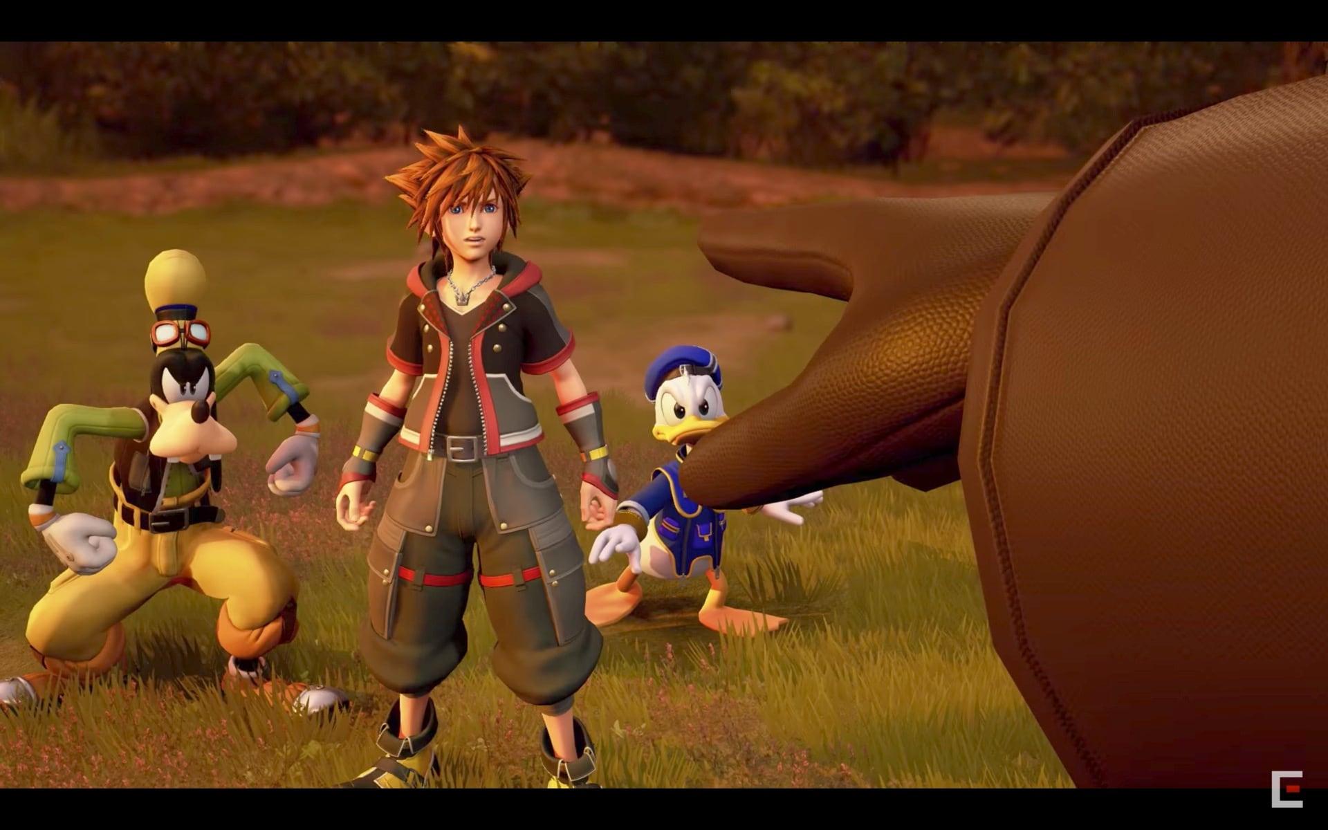 Kingdom Hearts III E3 2017 – 7