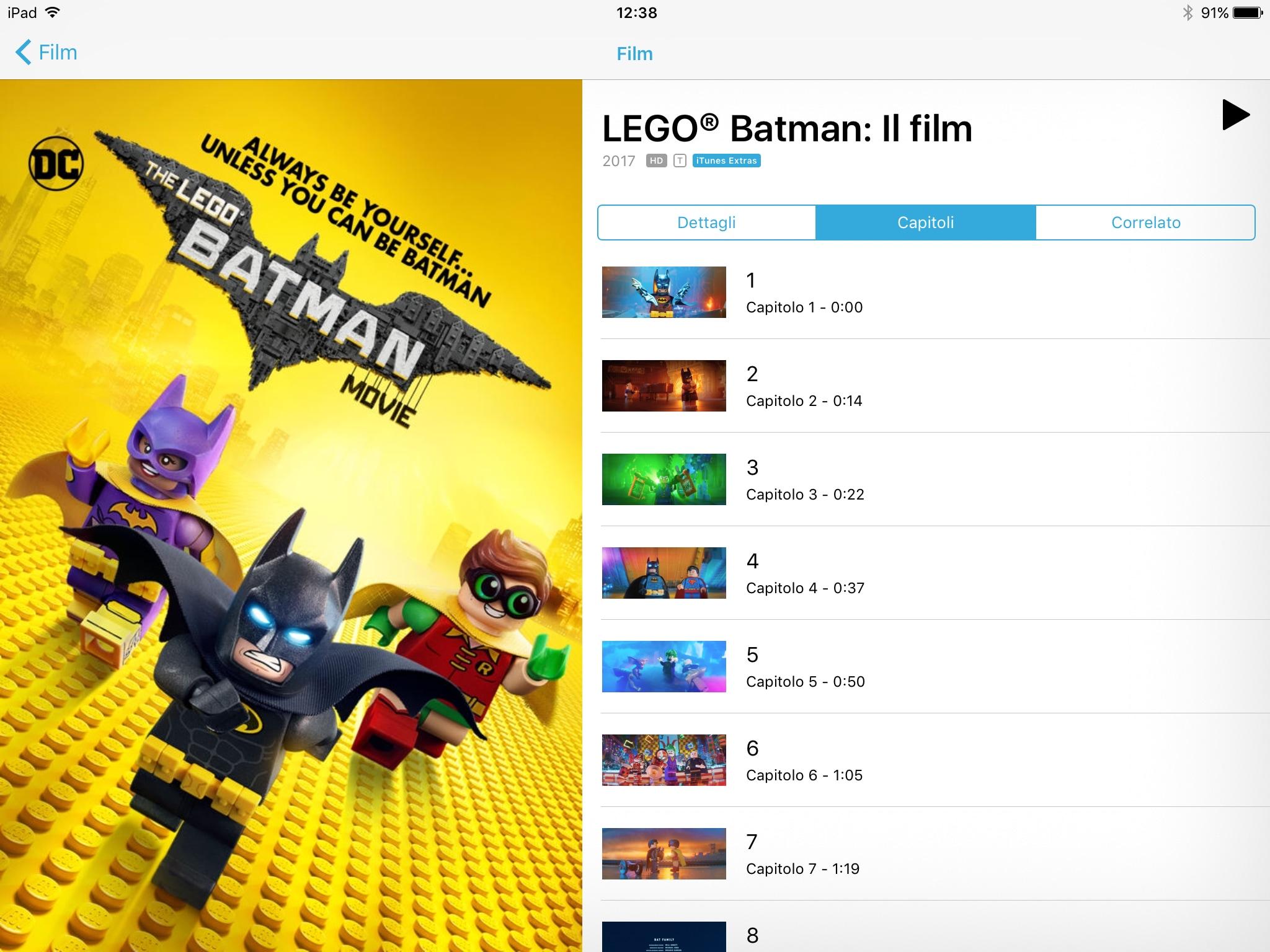 LEGO Batman Il Film iTunes – 1