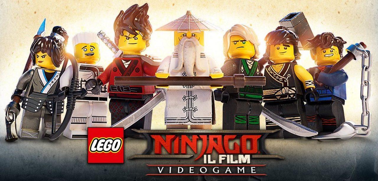 Warner Bros. annuncia LEGO Ninjago Il Film: Video Game per console e PC, ecco il trailer di annuncio