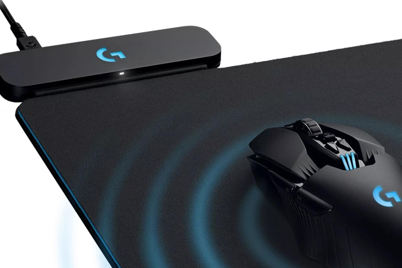 """Da Logitech due nuovi mouse da gaming e un tappetino con """"sorpresa wireless"""" (foto)"""