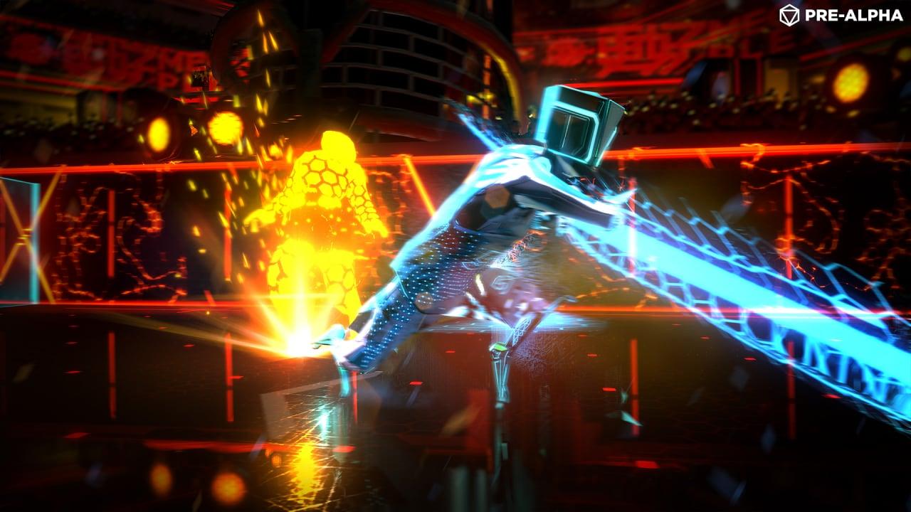 Laser League: il promettente arcade sportivo futuristico in accesso anticipato su Steam tra pochissimi giorni!