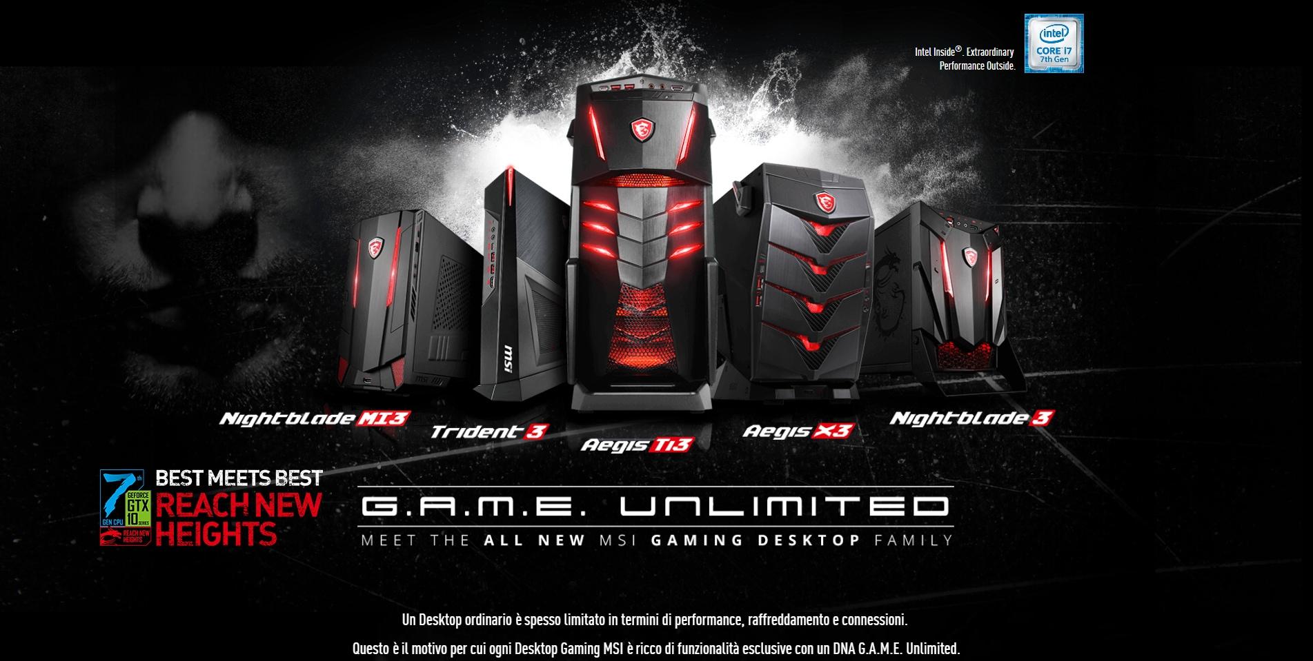 MSI configuratore pc gaming (1)