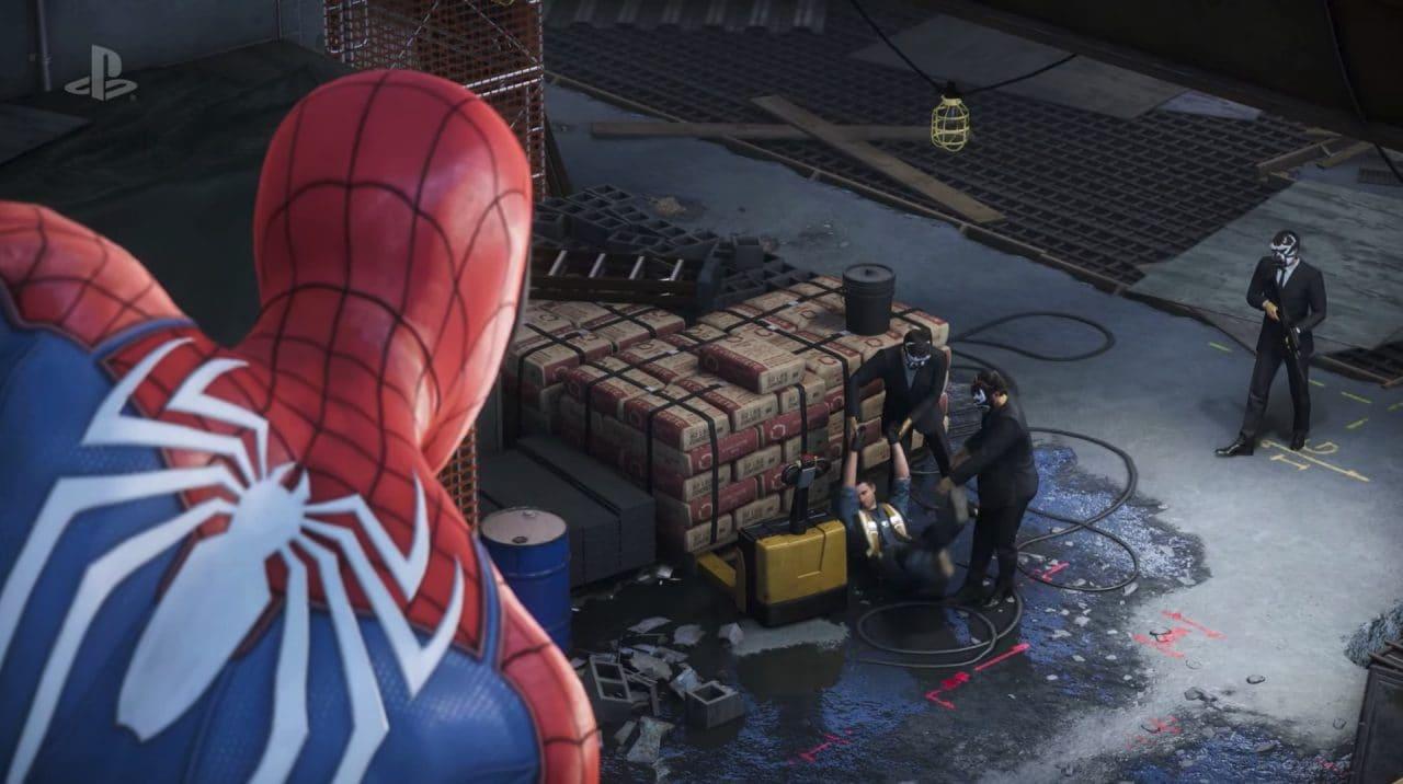 L'esclusiva PS4 Marvel Spider-Man si mostra in un nuovo