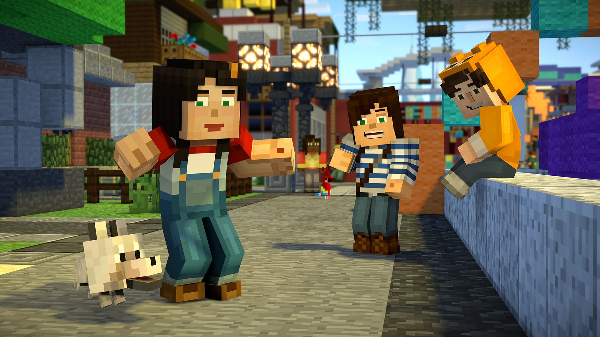 Minecraft Story Mode 2 (2)
