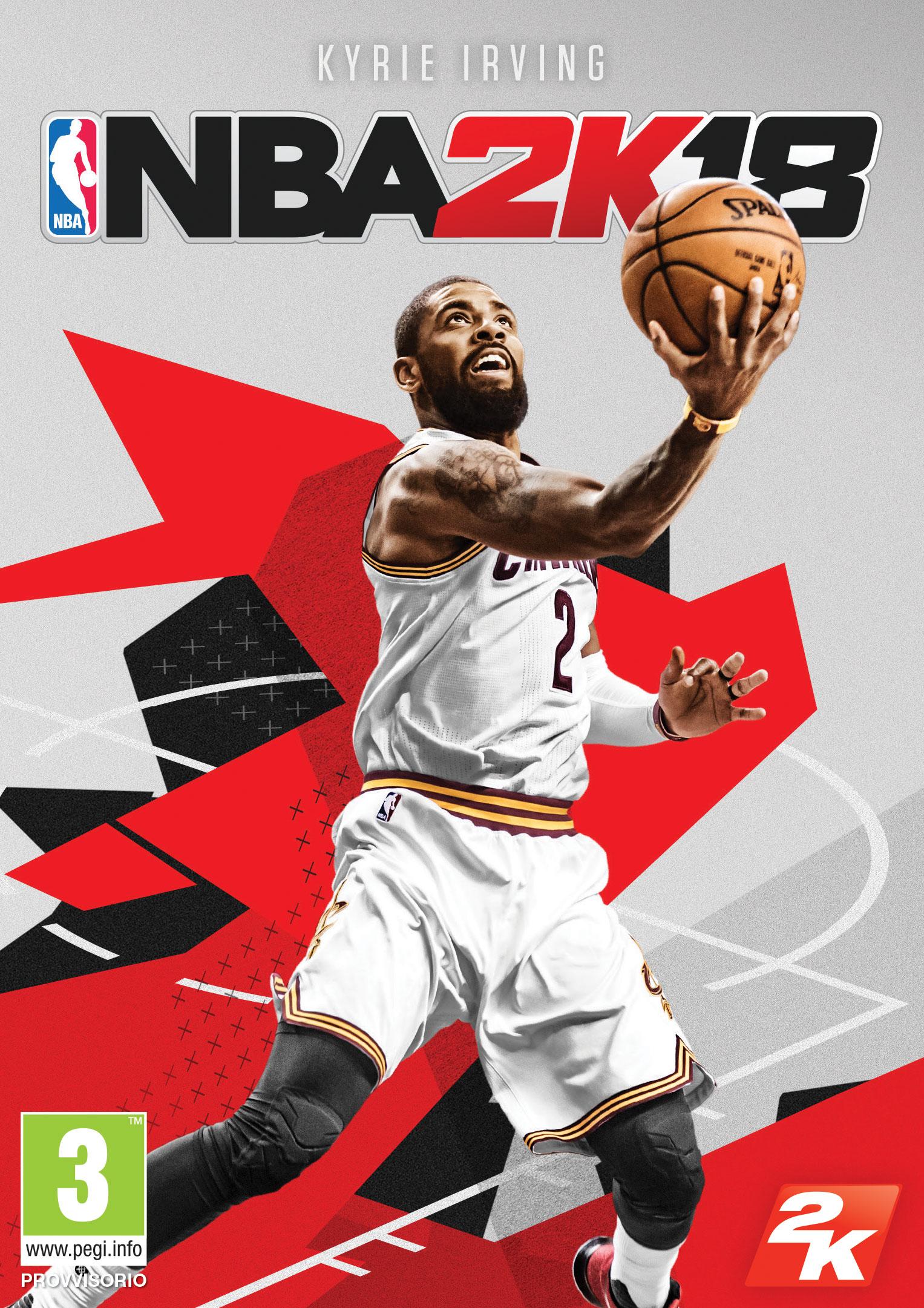 NBA 2K18 Kyrie Irving