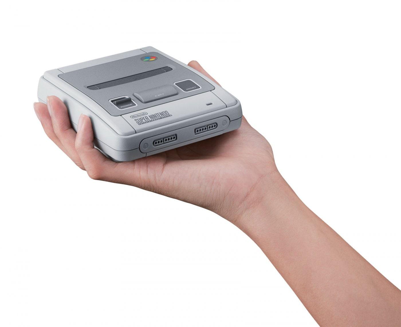 Nintendo Classic Mini SNES – 2