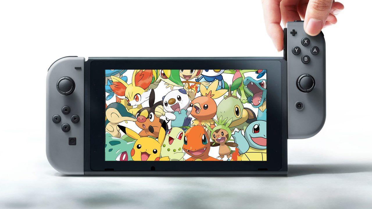 Un gioco Pokémon in stile GDR è davvero in via di sviluppo per Nintendo Switch!