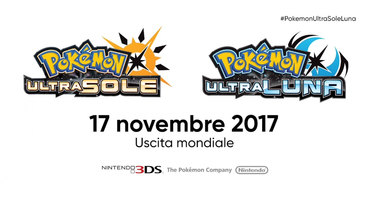 Annunciati Pokémon Ultrasole e Pokémon Ultraluna (e no, niente Nintendo Switch)