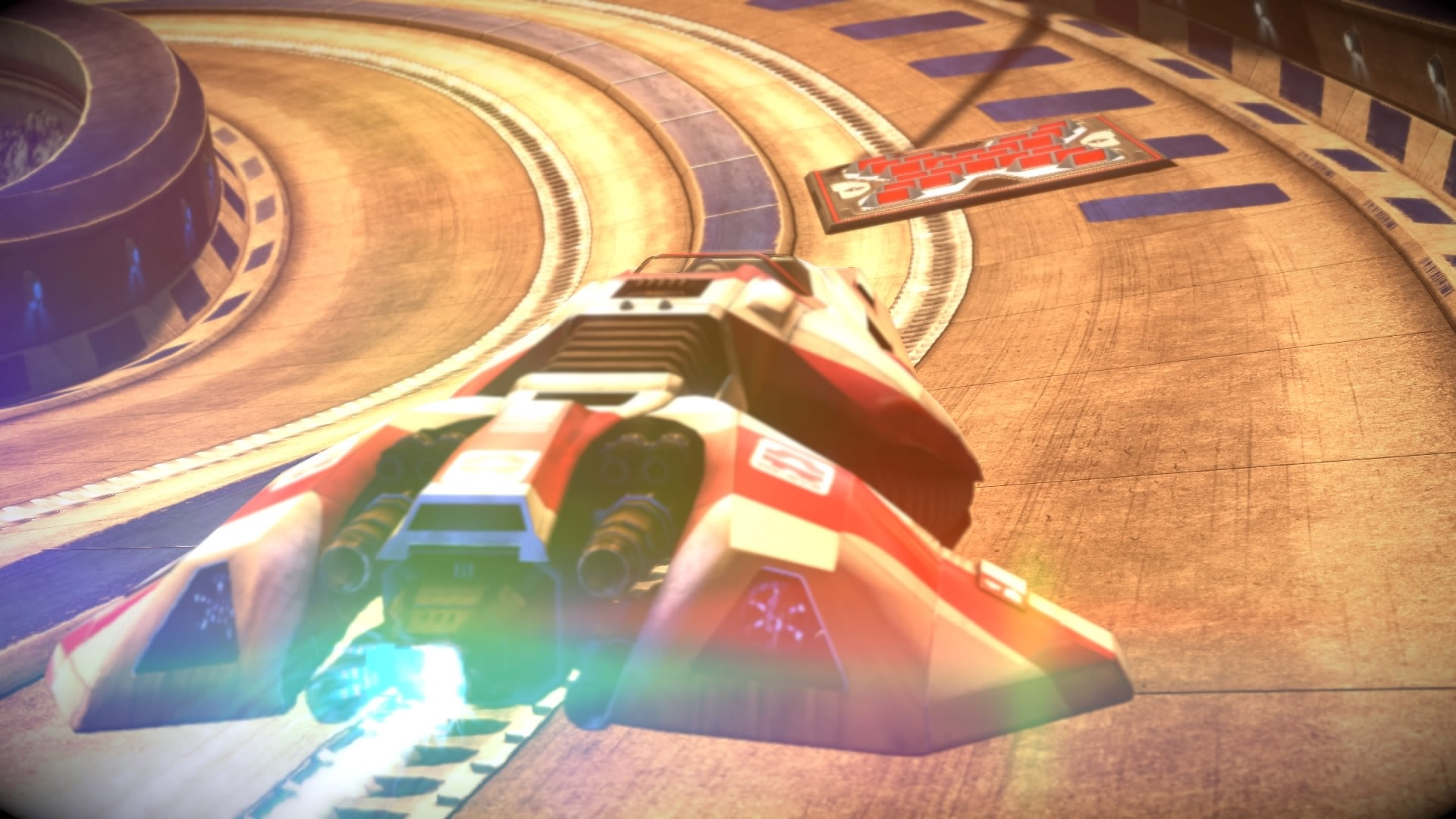 Recensione WipEout Omega Collection – 16