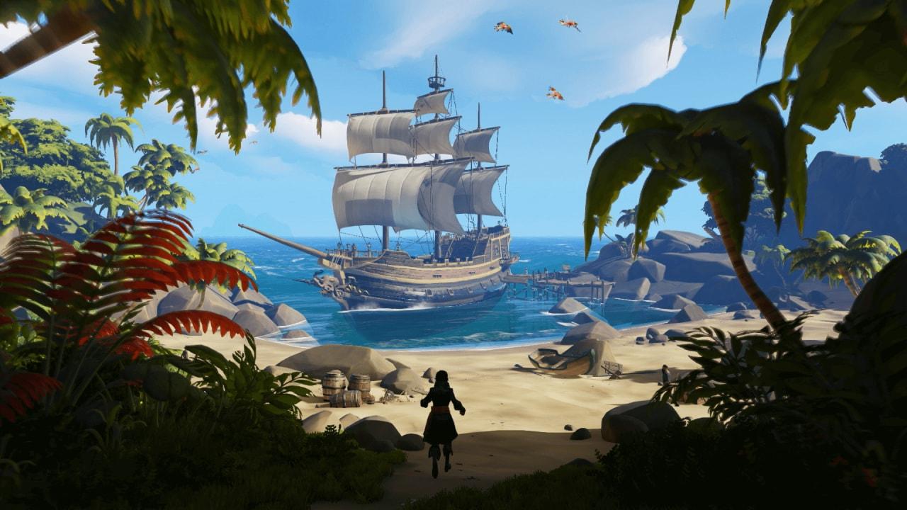 Sea of Thieves torna a mostrarsi ancora una volta, ma purtroppo è stato rinviato (video)