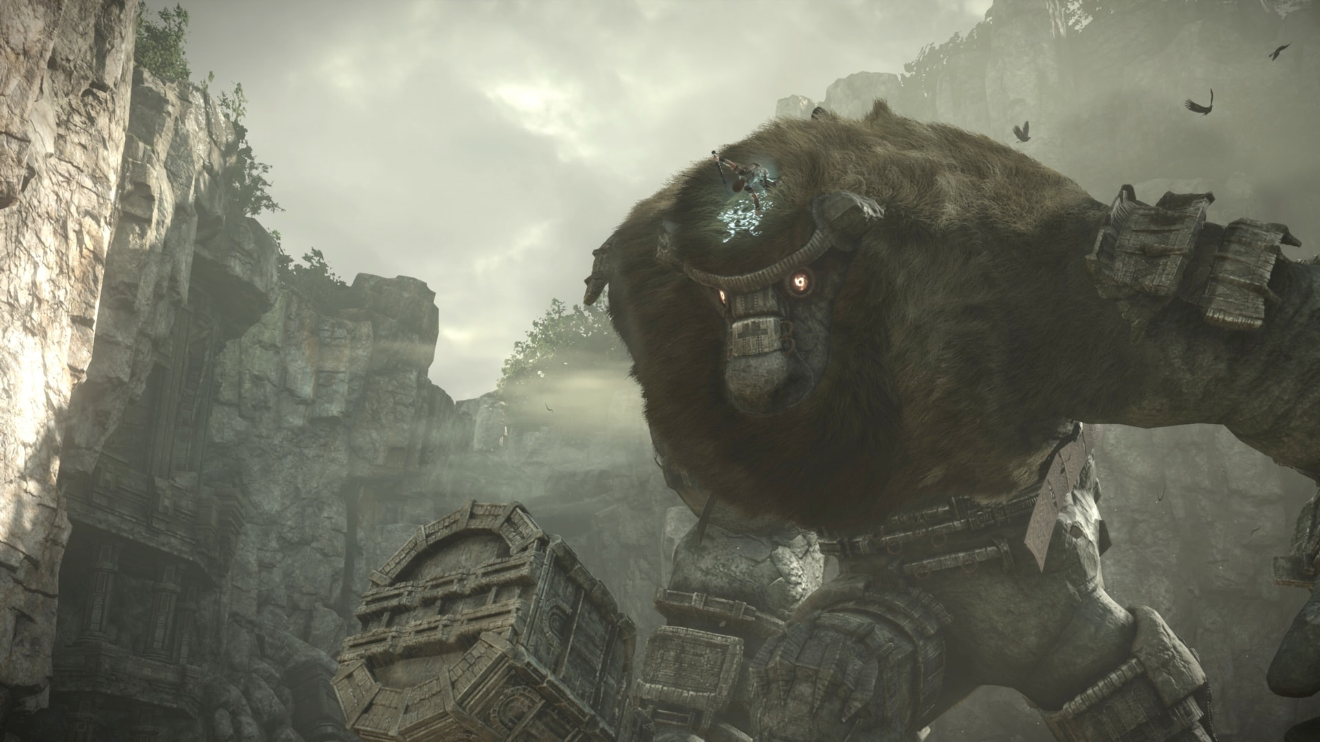 Shadow of the Colossus E3 2017 – 1