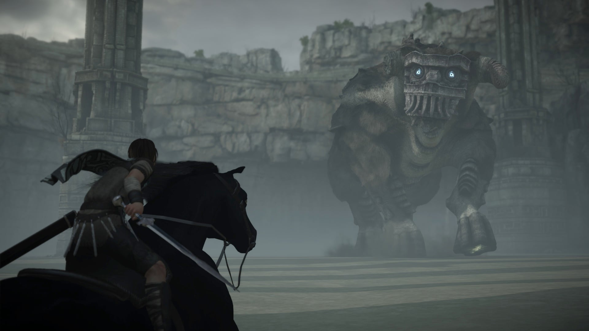 Shadow of the Colossus E3 2017 – 2