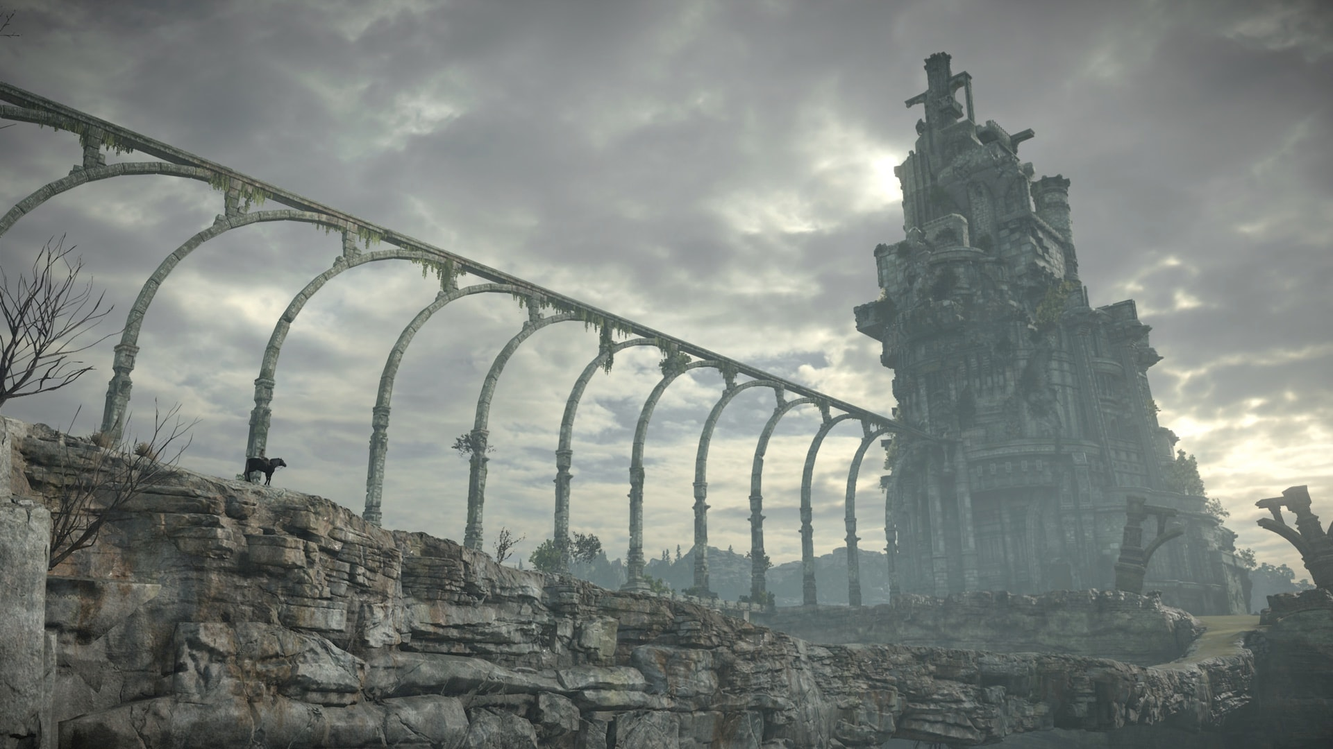 Shadow of the Colossus E3 2017 – 5