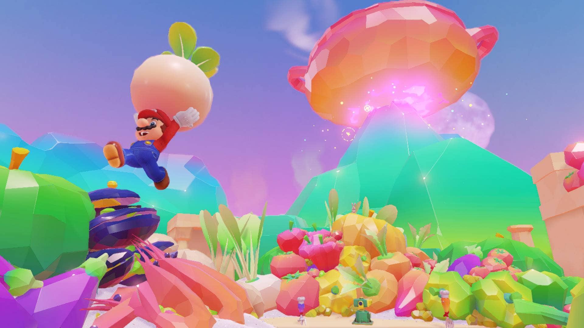 Super Mario Odyssey Screenshot (1)