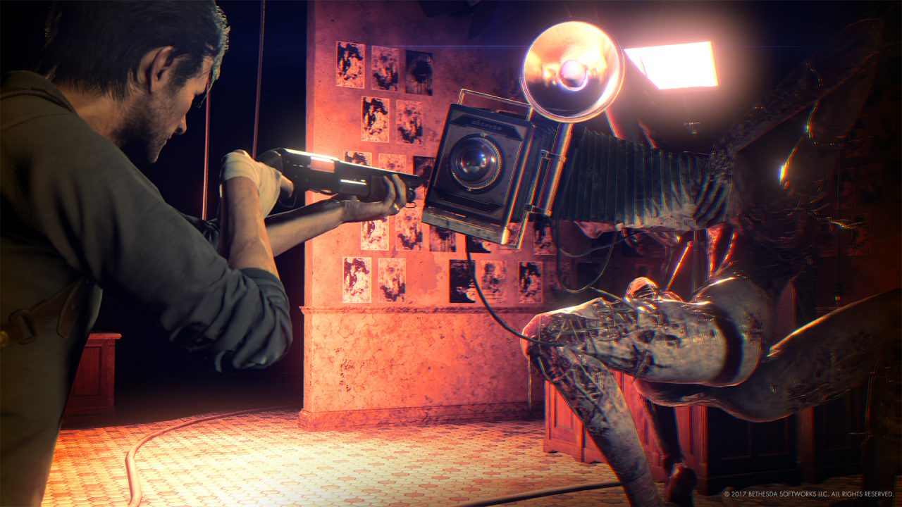 The Evil Within 2: nuovo video gameplay a base di ansia, ansia e ancora ansia