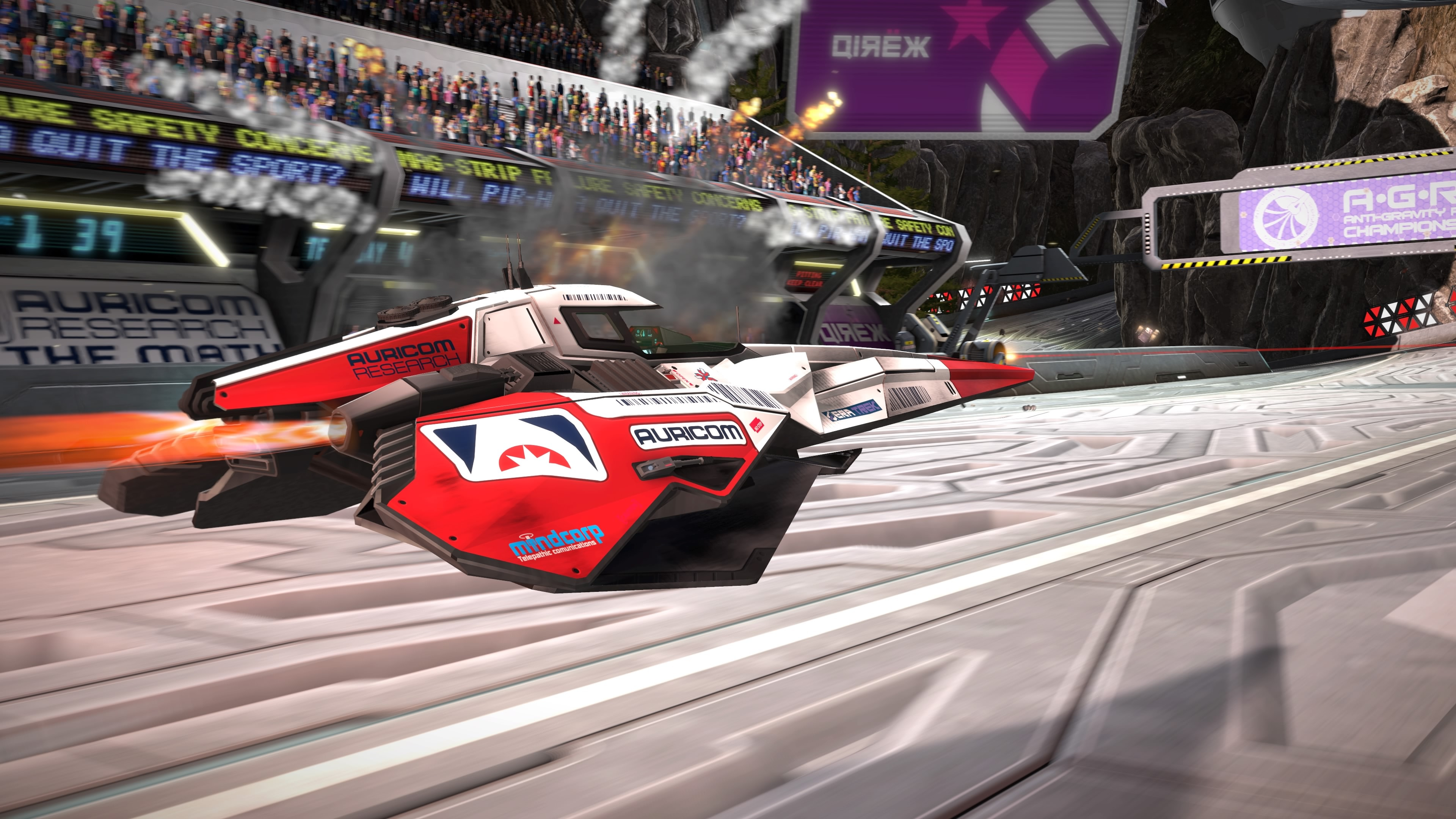 WipEout Omega Collection – 10