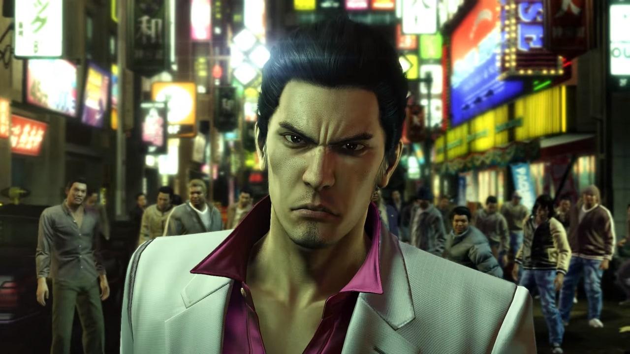 Anche Yakuza festeggia l'E3 con un nuovo filmato di Yakuza Kimami