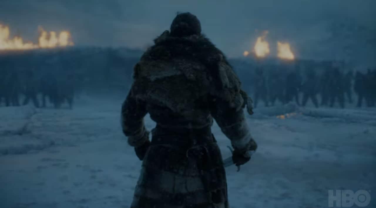 Nuovo trailer di Game of Thrones: l'inverno più atteso arriverà ad aprile 2019 (video)