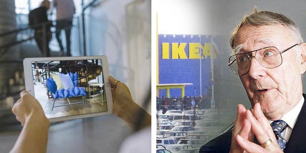 Ikea e apple collaborano per la realt aumentata grazie ad for Ikea commercial 2017