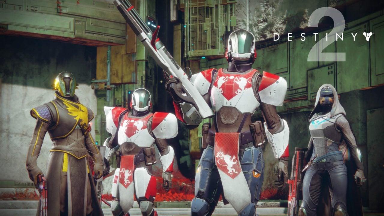 Destiny 2 si prepara all'uscita con il nuovo trailer ufficiale di lancio