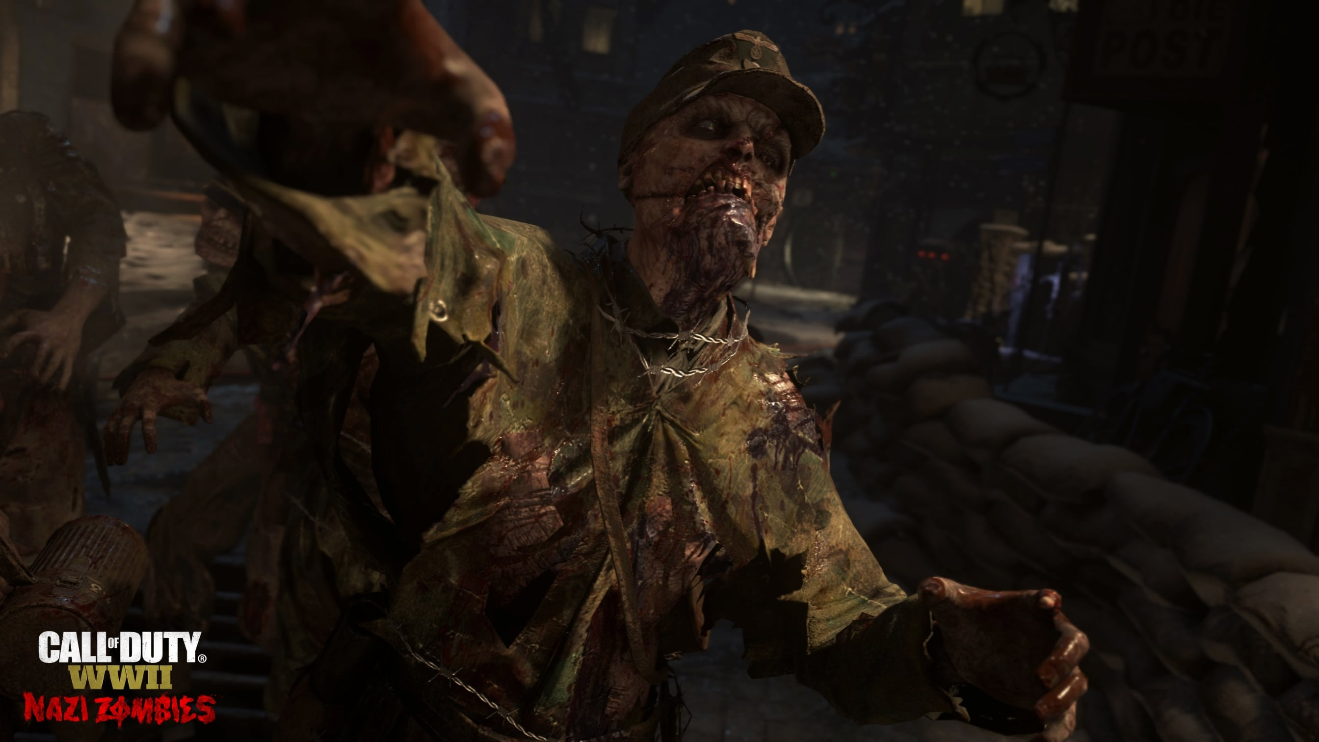 Call of Duty WWII – Nazi Zombies (2)