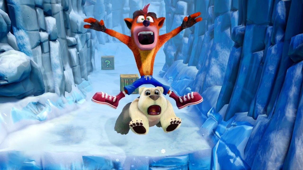 Ma questo Crash Bandicoot su PC e Nintendo Switch s'ha da farsi?