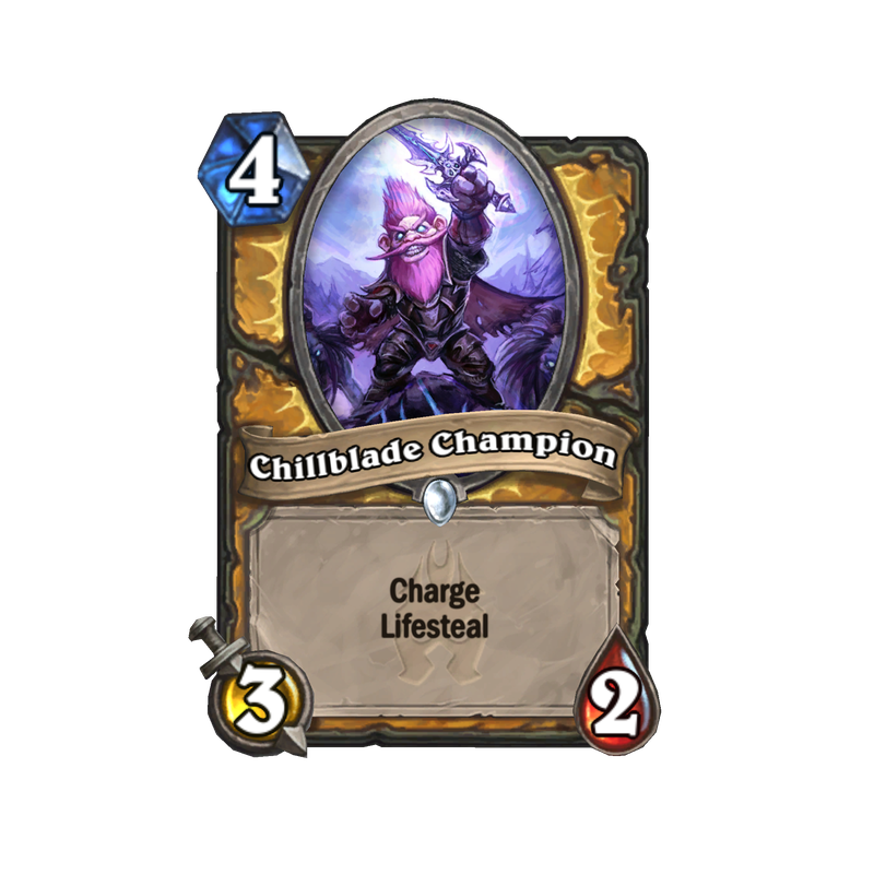 Hearthstone Knights of the Frozen Throne-1