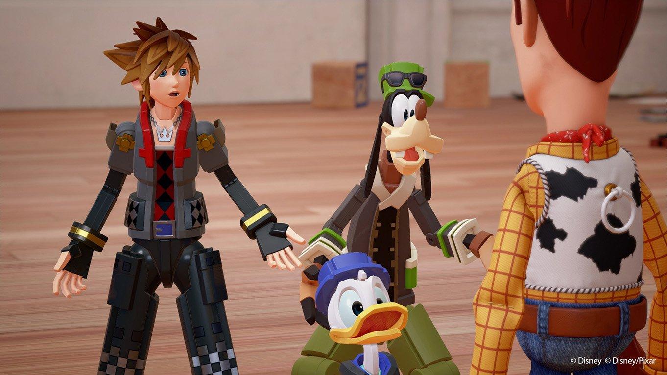 Kingdom Hearts 3 D23 Expo – 17