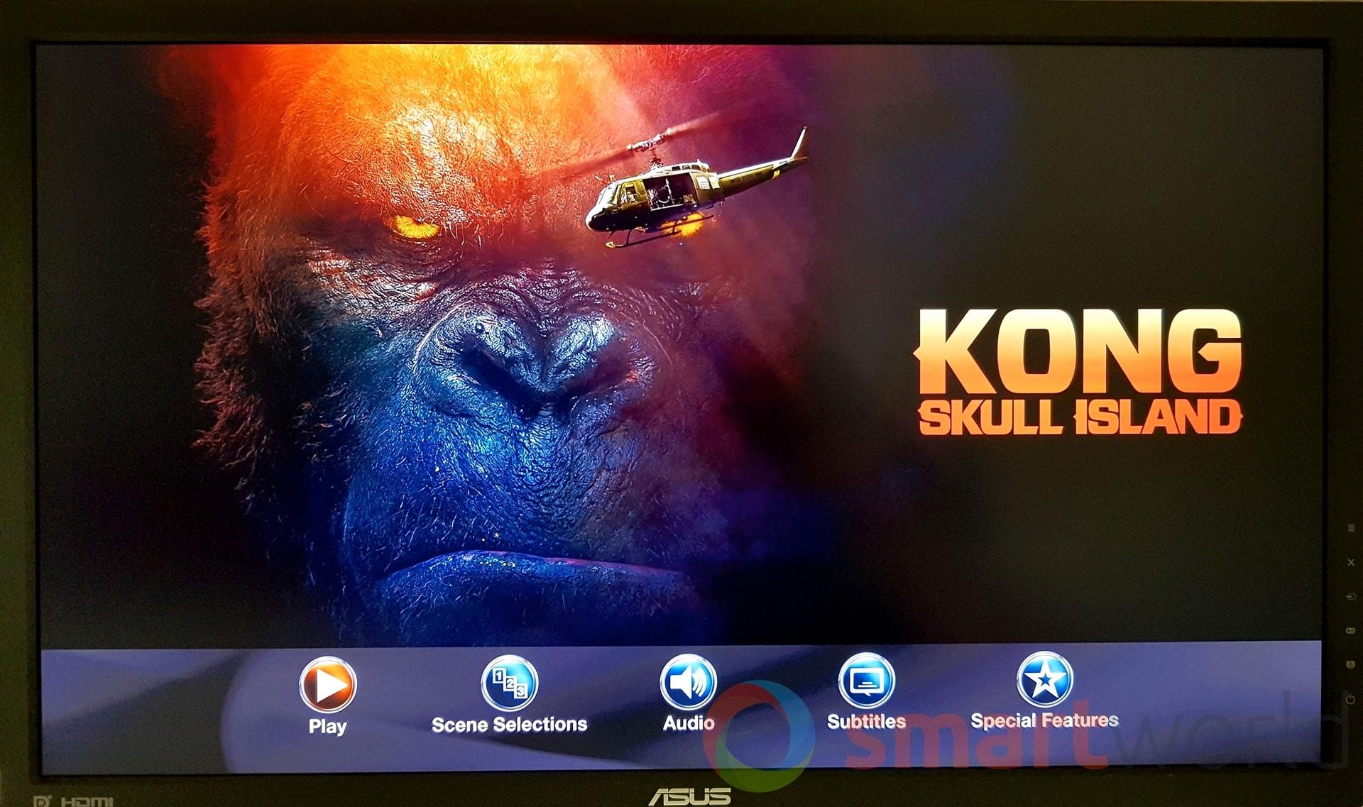 Kong Skull Island Recensione Blu-ray 4K – 11