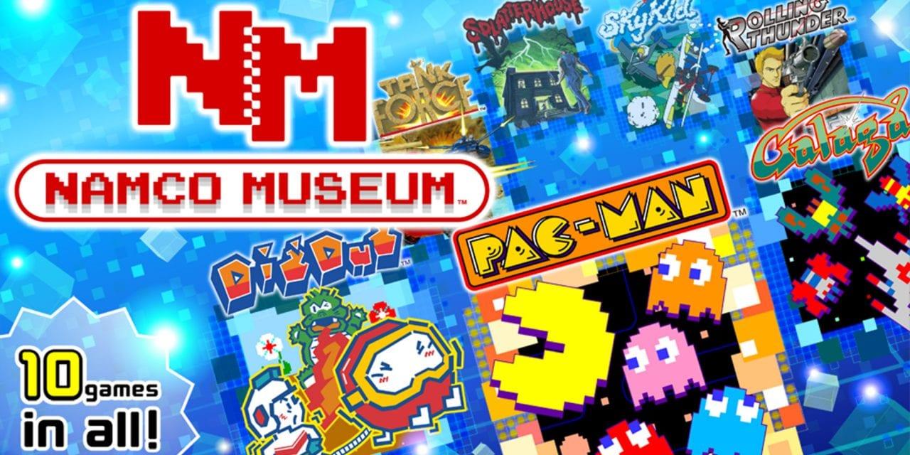 Namco Museum Archives Vol. 1 e 2, in uscita il 18 giugno, raccontano il glorioso passato di Bandai Namco (video)