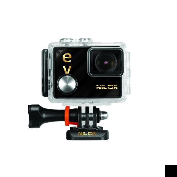 Nilox EVO 4K30: dal 4K a 30 fps al full HD a 100 fps per la nuova action cam (foto)