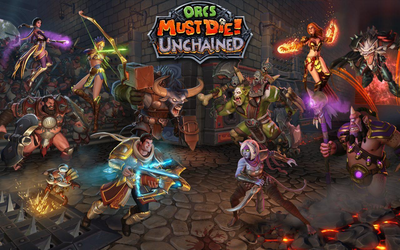 4 cose da sapere su Orcs Must Die! Unchained, nuovo gioco gratis per PS4 (e PC!)