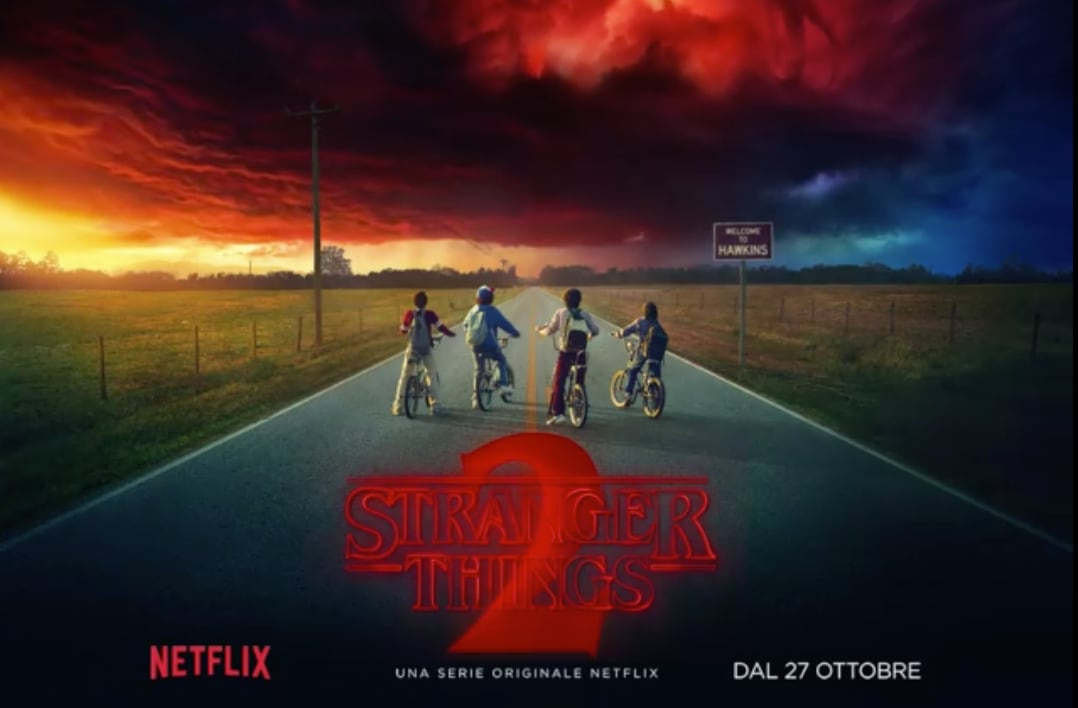 La 2° stagione di Stranger Things arriverà con qualche giorno di anticipo!