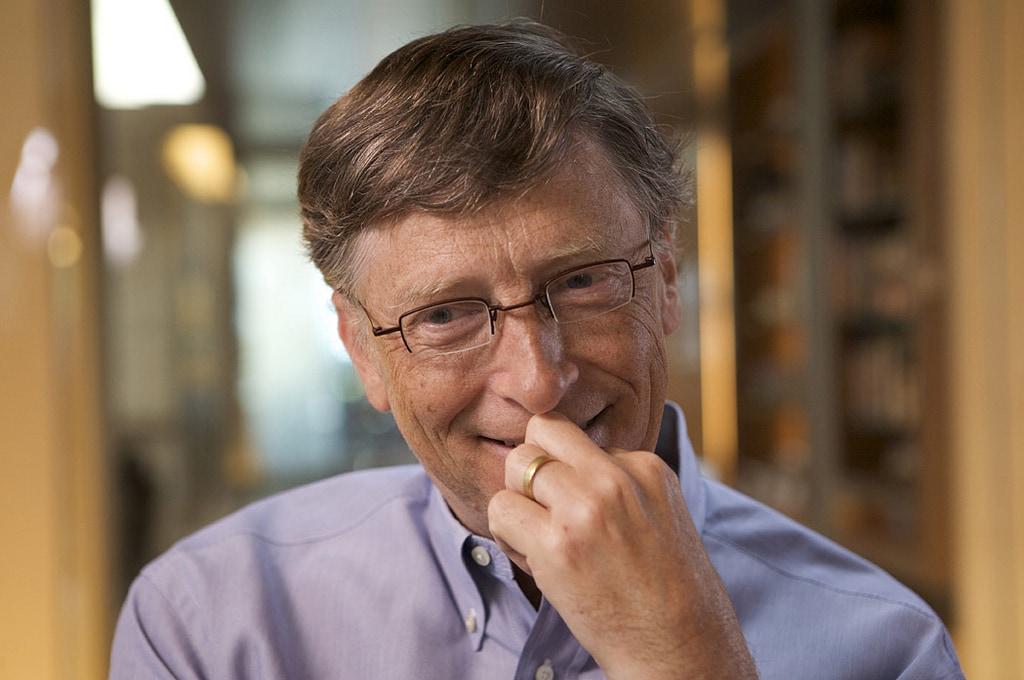 Bill Gates non è più l'uomo più ricco del mondo (aggiornato: invece sì)