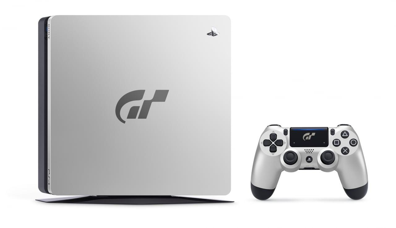 Scopriamo PlayStation 4 in edizione limitata Gran Turismo Sport (foto e video)