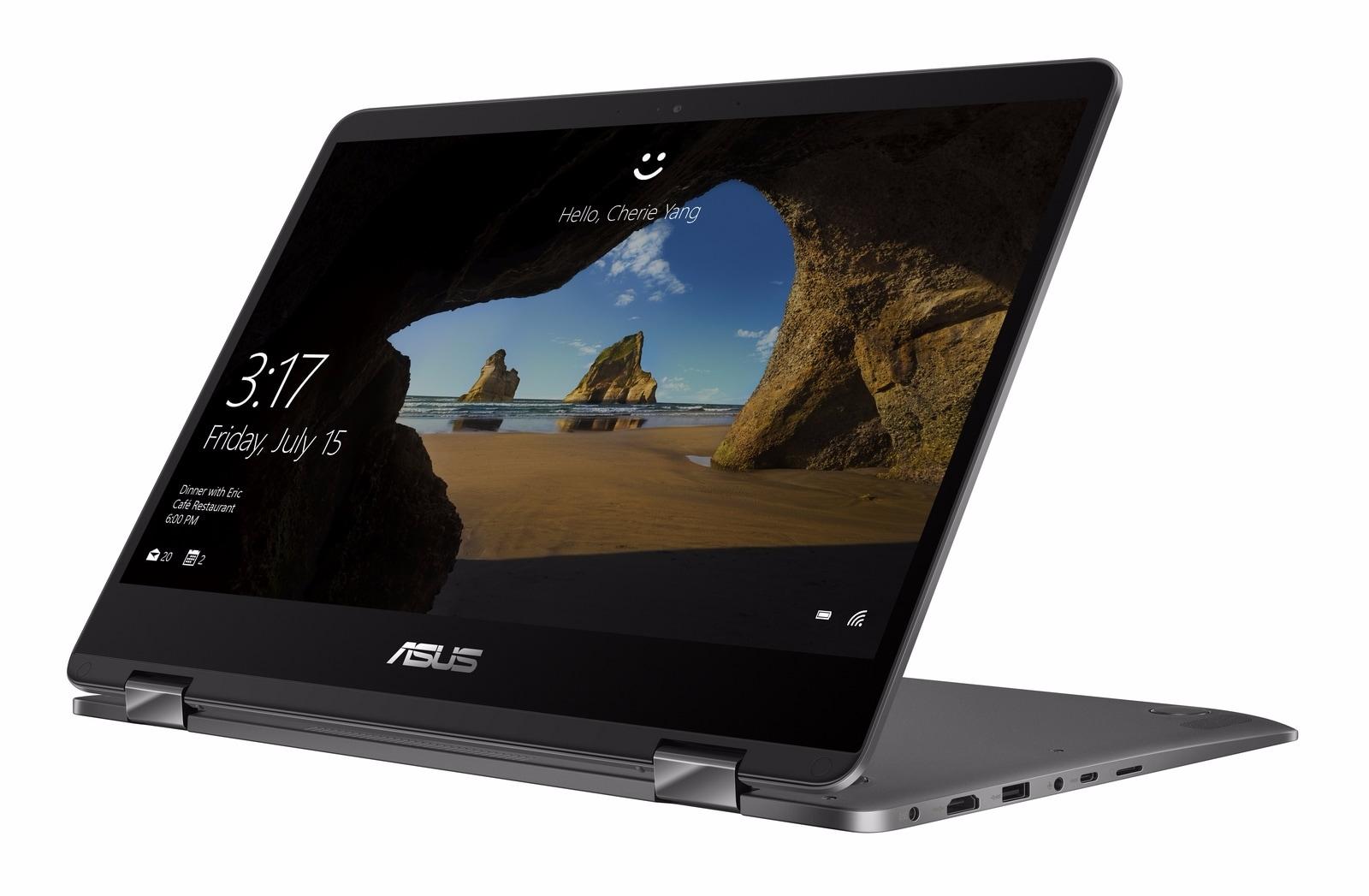 ASUS Zenbook flip 14 UX461 (4)