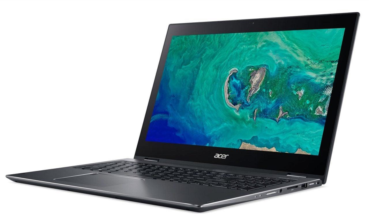 Acer Swift 5, Spin 5 e Switch 7 Black Edition ufficiali: da IFA le nuove soluzioni per la mobilità (foto e video)