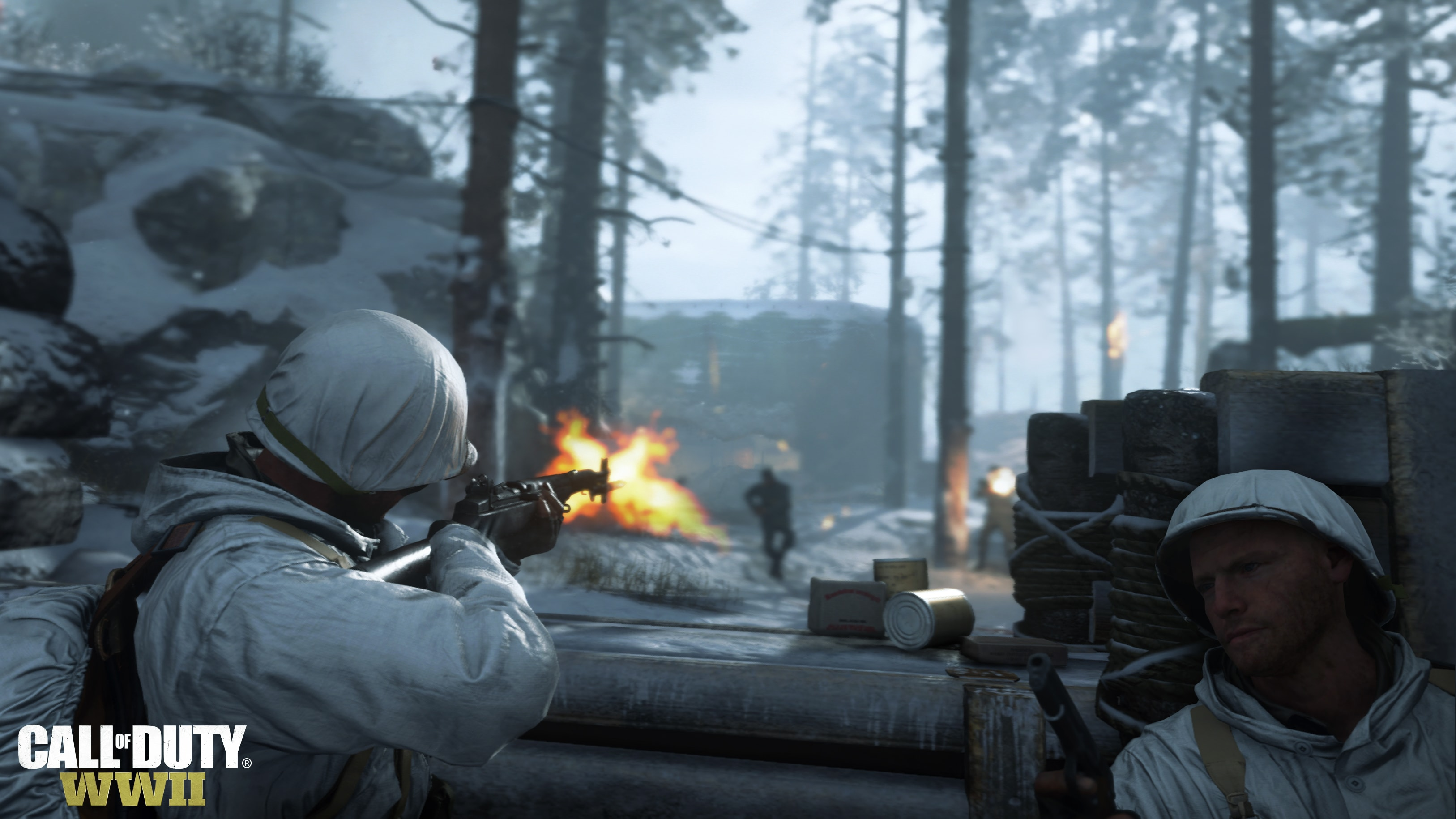 Call of Duty WWII – 2