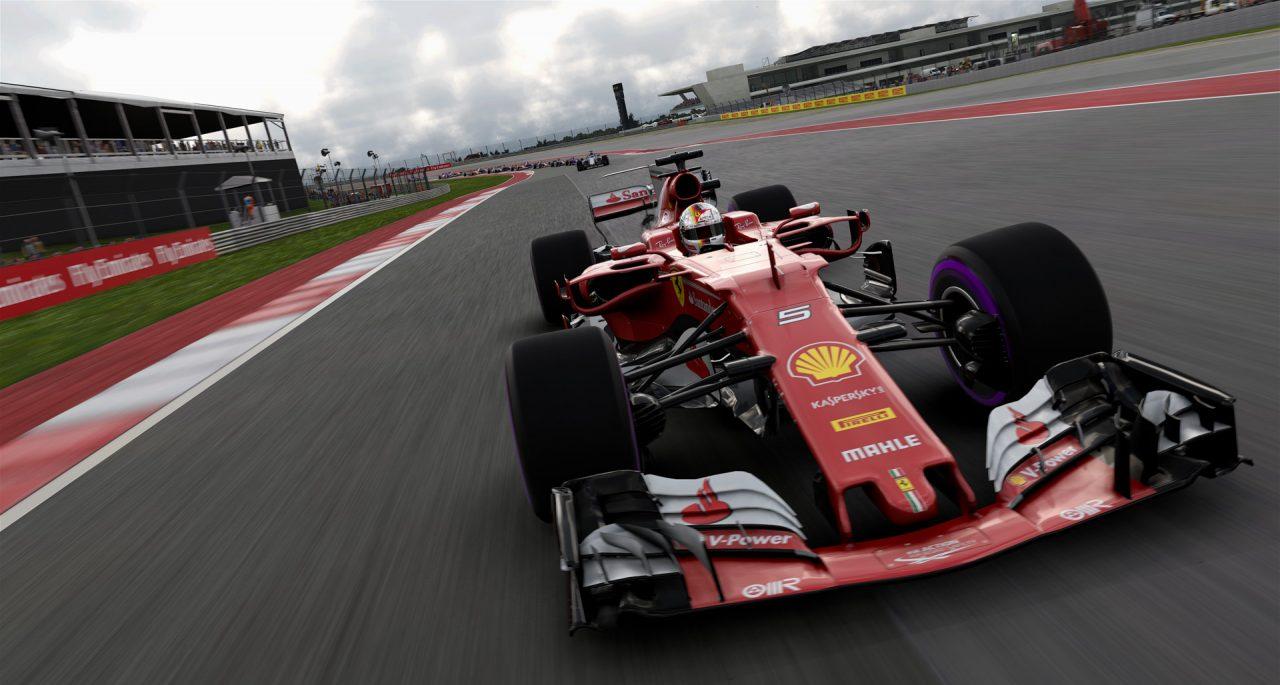 F1 2017 disponibile da oggi per PS4, Xbox One e PC Windows