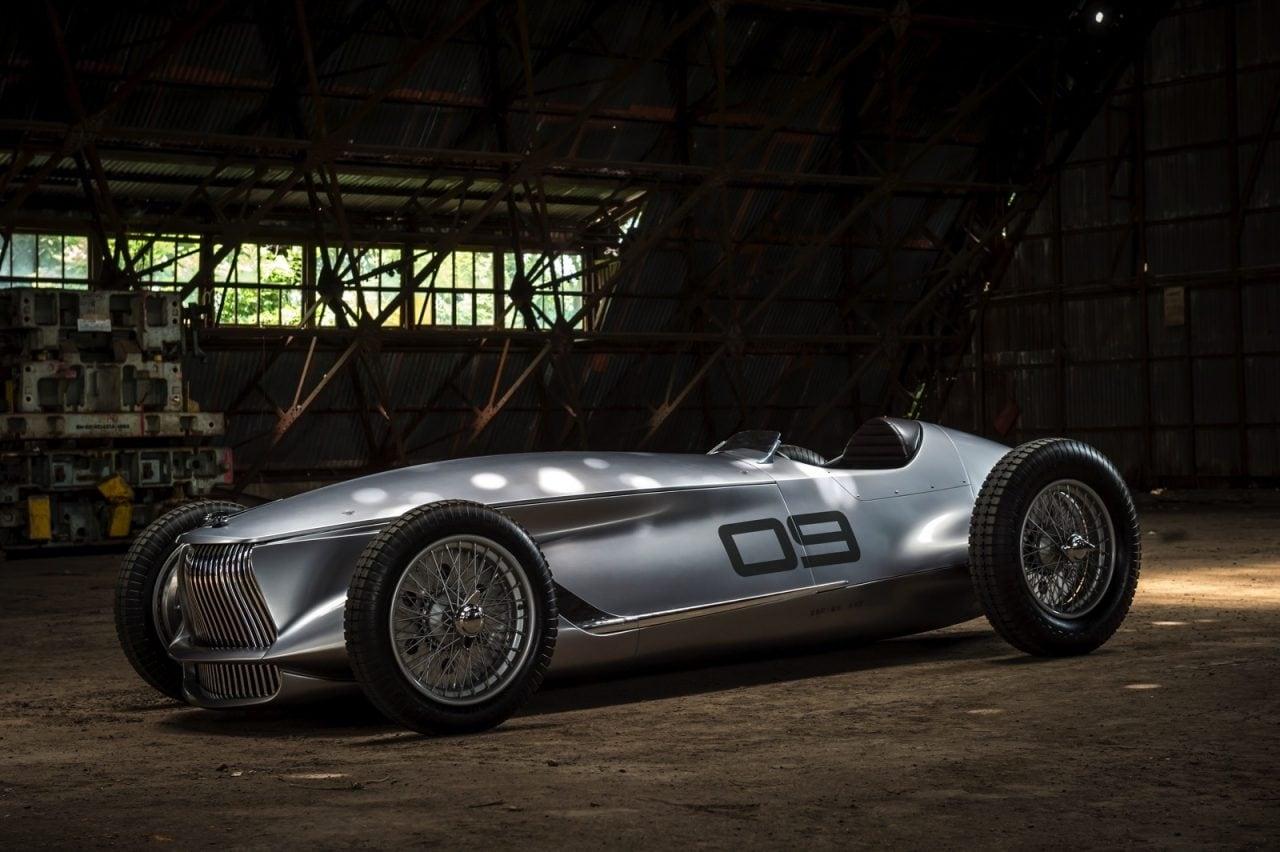 Questo prototipo di auto elettrica non arriva dal futuro, ma dal 1940! (foto)