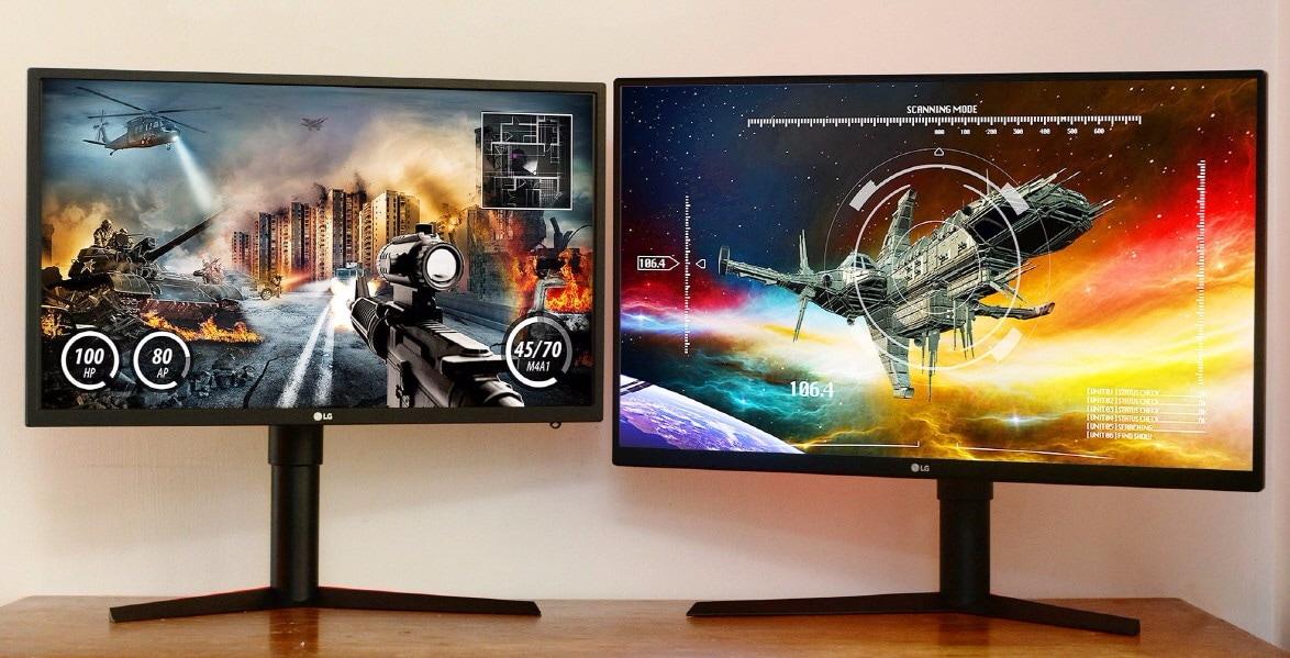 Fino a 240 Hz di refresh rate, per i nuovi monitor gaming di LG (foto)