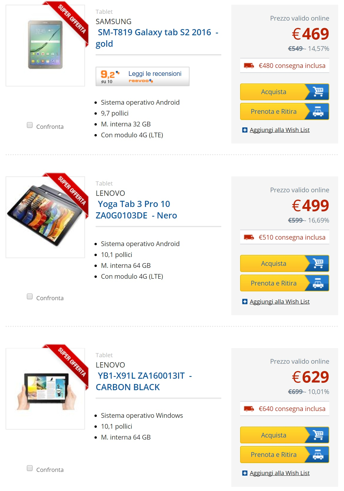 estate sconti euronics 2017_tablet (1)