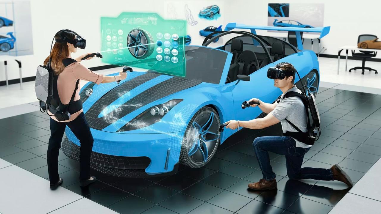 HP Z VR: un potente zaino da realtà virtuale, ma non per il gaming (foto)