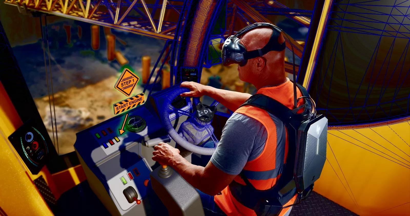hp z vr zaino realtà virtuale (3)